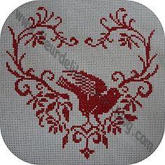 free cross stitch chart - french site