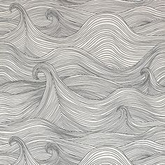etched waves
