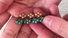 Kristal Boncuklu Bileklik (Kolye, Küpe)… Crystal Beaded Bracelet (Necklace, Earring) Making- # bracelet # Earring # Making Bracelets Diy, Beaded Bracelets Tutorial, Healing Bracelets, Handmade Bracelets, Necklace Tutorial, Crystal Jewelry, Crystal Beads, Crystals, Beaded Jewelry Patterns