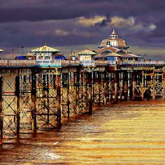 The Pier - Art Edit