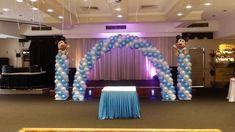 We decorate parties and events in Sydney with variety of balloons arrangements like balloon columns, balloon arches, balloon bouquets and name & letter balloons 1st Birthday Foods, 1st Birthday Balloons, Birthday Balloon Decorations, Birthday Parties, Naming Ceremony Decoration, Arch Decoration, Ceremony Decorations, Balloon Columns, Balloon Arch