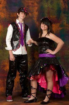 Dresses horribly awkward prom