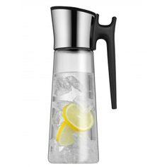 Wasserkaraffe mit Griff 1,5 l schwarz Basic - In Kürze verfügbar - Neuheiten