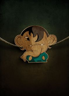 Stickys by Ezequiel Matteo, via Behance