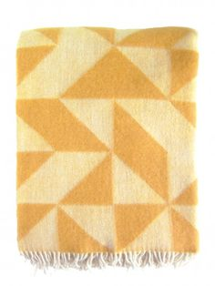 Nice Twist a Twill Blanket by Tina Ratzer housethings bedding decorations