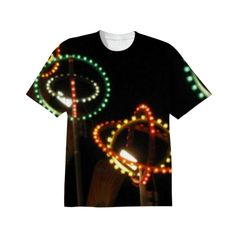 Carnival Lights Tee from Print All Over Me