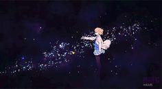 Resultado de imagen para kyoukai no kanata mirai tumblr