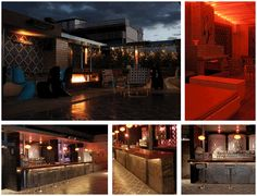 Armando Records: This open-air, rooftop lounge is reminiscent of a bar you might find in NYC's East Village with its hipster crowd and indie music.