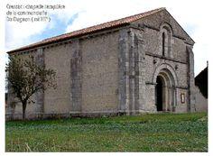 Blanzac-Porcheresse / La Chapelle des Templiers