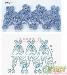 Hairpin lace crochet So pretty