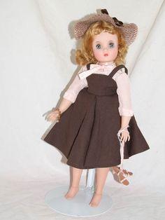 Vintage 1957 Elise Doll #1632 A.O. Madame Alexander