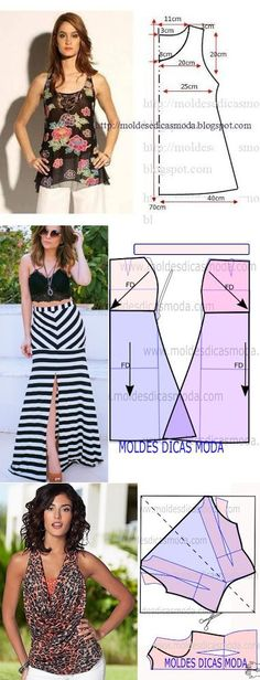 Amazing Sewing Patterns Clone Your Clothes Ideas. Enchanting Sewing Patterns Clone Your Clothes Ideas. Sewing Dress, Dress Sewing Patterns, Blouse Patterns, Clothing Patterns, Skirt Patterns, Sewing Clothes Women, Diy Clothing, Clothes For Women, Yoga Clothing