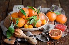 Mandarin essential oil - instruction (in Russian) Food Pictures, Food Pics, Carrots, Beverages, Essential Oils, Orange, Fruit, Vegetables, Cooking
