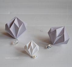 Annukan aurinkoiset: Origamipallot
