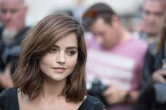 jenna coleman as Rebecca chambers in a resident evil reboot?