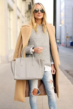 GiGi New York | Slate Gates Satchel | Fashion Jackson Blog