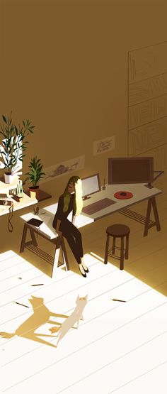 "Check out this @Behance project: ""Desk view"" https://www.behance.net/gallery/32979375/Desk-view"
