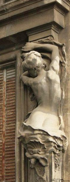 ~Architectural details - Rome, Italy | House of Beccaria