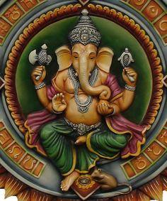Sri ganesha i heart lord ganesha pinterest ganesha for 3d ceramic mural art