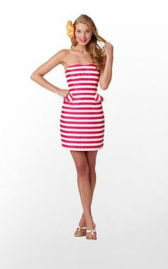 Maybell Dress in Pink Swizzle (Lilly Pulitzer)
