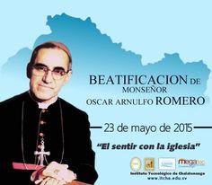 BEATIFICACION DE MONSEÑOR ROMERO - 23 de mayo de 2015