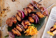 Korealaiset possuvartaat Tandoori Chicken, Anna, Meat, Ethnic Recipes, Food, Essen, Yemek, Meals