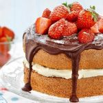 Chocolate Sponge Sandwich with Chocolate Glaze » Recipes » Cadbury Kitchen
