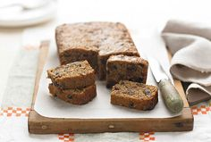 Allbran Fruit Loaf Recipe INGREDIENTS:: 350g dried fruit. 60g All-Bran® Original. 3/4 cup cold tea. 3 tablespoons maple syrup. 1 egg, lightly beaten. 150g self-raising flour. 1 teaspoon cinnamon. ¼ teaspoon mixed spice. 110g brown sugar. 1 apple, peeled and grated