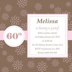17 best senior birthday invitations images on pinterest invitation