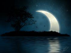 Image detail for -Shining Moon, Mystic Island by ~JJCheddar77 on deviantART