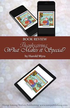 Book Review: Thanksgiving: What Makes is Special?