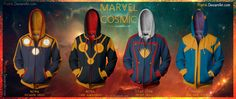 Marvel Cosmic Part 1 by prathik on DeviantArt