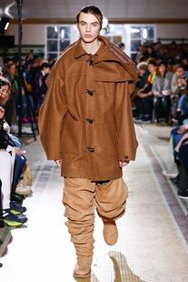 Y/Project Fall 2018 Menswear Fashion Show Collection