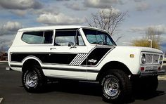 1973 International Harvester Scout Scout II