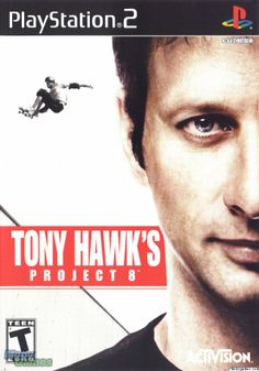 Tony Hawk's Project 8 [PlayStation and Xbox] Playstation 2, Xbox 360, T Games, Games To Buy, Xbox Games, Tony Hawk, Video Game Addiction, Punk Rock Girls, Nintendo Systems
