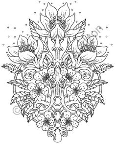 Seasons Coloring Book (Published in Sweden as Tidevarv)