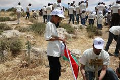 Support 'Taghyeer Movement: Palestinian Nonviolent Action' by donating or…
