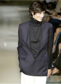 Martin MARGIELA par HERMÉS (OBJECTS of DESIRE)………..No.1.except the turtleneck.