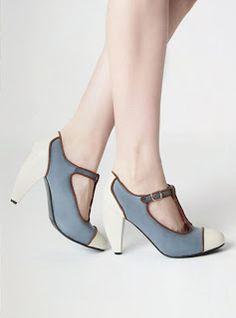 V I A V A I . Move your style.  pe2013 - scarpe con tacco Kling*
