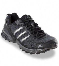 adidas Rockadia Trail Running Shoe Black Red  trailrunningshoes ... f274200d7