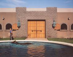 Los Cedros Equestrian Center- Horse Therapy Pool