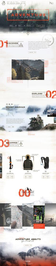 545 besten Web design Bilder auf Pinterest | Webdesign, Seitenlayout ...