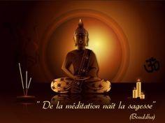 """""""Sagesses bouddhistes"""" - citation -"""