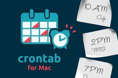 MACにオリジナルの通知アラートを設定!遊びながらcrontabの使い方を習得しよう