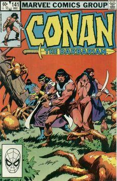 Rip Jagger's Dojo: Big John's Barbarian Cover Gallery!