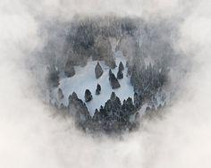 Winter Aerials / Bernhard Lang | AA13 – blog – Inspiration – Design – Architecture – Photographie – Art