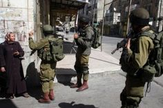 Palestinians forced to close shops in Hebron for Israeli Passover visits