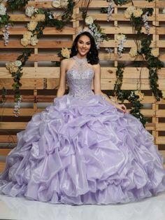 df0a3507426 Quinceanera Dress  80419  QuinceaneraMall  QuinceaneraDress   davincicollection Lavender Lace Dress