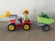 Playmobil tractor bo