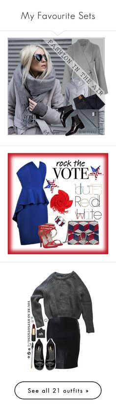 """""""My Favourite Sets"""" by lovenutella2004 ❤ liked on Polyvore featuring Laura Ashley, 10.Deep, Acne Studios, Gucci, redwhiteandblue, Vote, LilyBoutique, rockthevote, American Apparel and Yves Saint Laurent"""